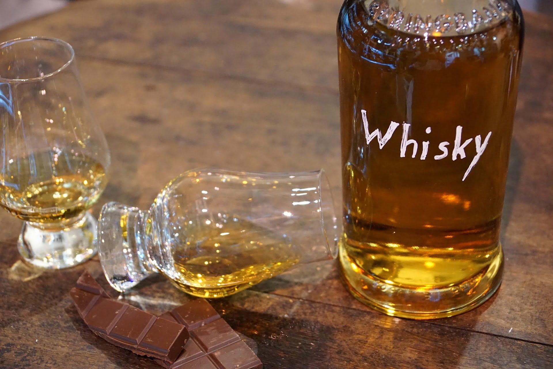 Hobi amaçlı evde viski yapımı