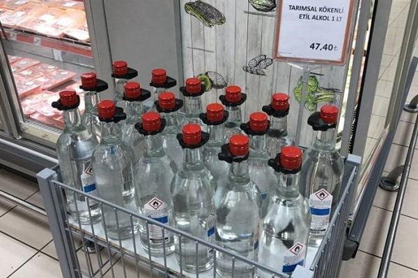 Temel Kavramlar Etil alkol