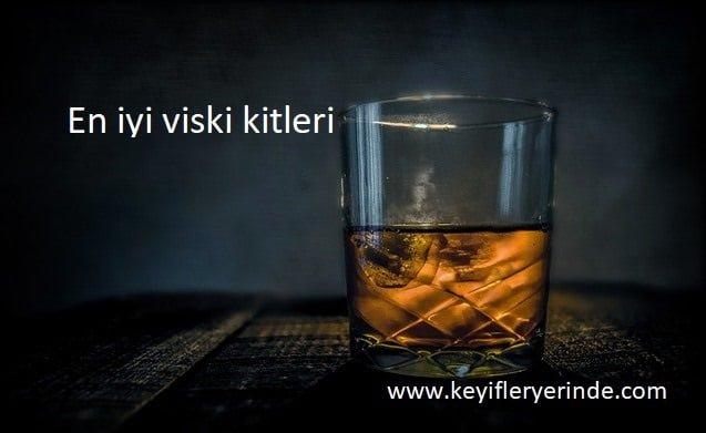 En iyi viski kitleri