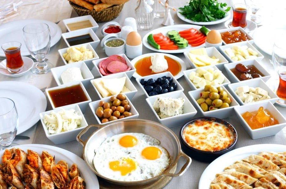 Serpme Kahvaltılardaki İsraf